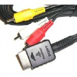 Playstation 2 - AV-Kabel Original