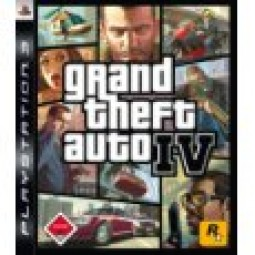 GTA - Grand Theft Auto 4 Platinum PS3