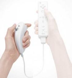 Wii Controller Nunchuk Original