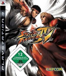 Street Fighter 4 PS3