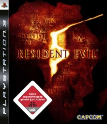 Resident Evil 5 Gold Ed. PS3