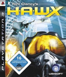 HAWX PS3 (Tom Clancy)