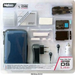 DS Lite Pack 3 (Tasche + StereoOhrhörer )