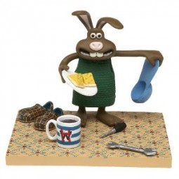 Wallace & Gromit - Hutch - McFarlane