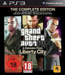 GTA 4 PS3 Complete