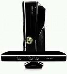 X360 Konsole 4 GB + Kinect