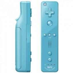 Wii - Remote Plus Blau