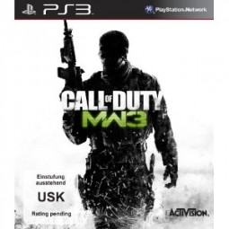 Call of Duty: Modern Warfare 3 PS3