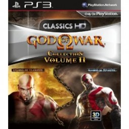 God of War Collection Chains of Oly.+Ghost o.Sparta PS3