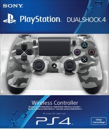 PlayStation 4 - DualShock 4 Wireless Controller camouflage