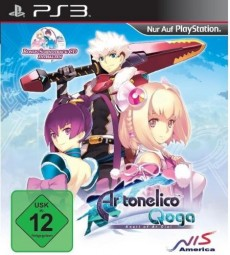 Ar Tonelico Qoga: Knell for Ar Ciel (inkl. Soundtrack)PS3