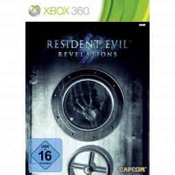 Resident Evil - Revelations X360