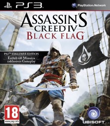 Assassins Creed 4: Black Flag PS3 AT UNCUT