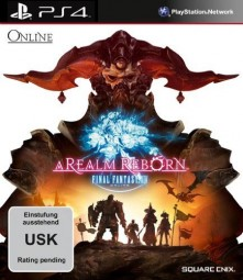 Final Fantasy XIV - A Realm Reborn PS4