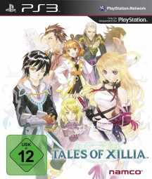 Tales of Xillia - Day One Edition PS3
