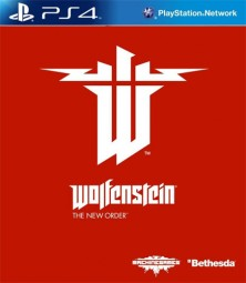 WOLFENSTEIN: THE NEW ORDER PS4 AT