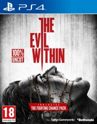 The Evil Within UNCUT D-1 AT PS4