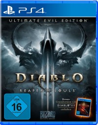 Diablo III - Ultimate Evil Edition PS4
