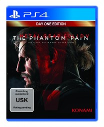 Metal Gear Solid V - Phantom Pain Day One Ed. PS4