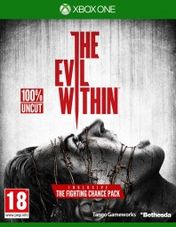 The Evil Within UNCUT D-1 AT XBox One