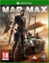 Mad Max XBox One UNCUT PEGI