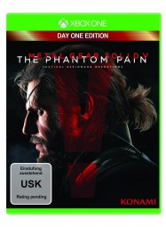 Metal Gear Solid V: The Phantom Pain Day One Ed. XBox One