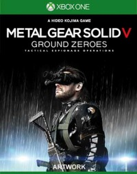 Metal Gear Solid Ground Zeroes XBox One
