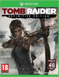 Tomb Raider The Definitive Edition XBox One