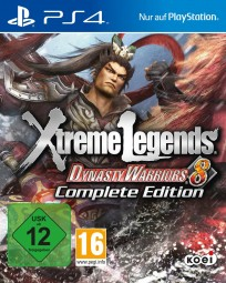 Dynasty Warriors 8 Complete Edition PS4