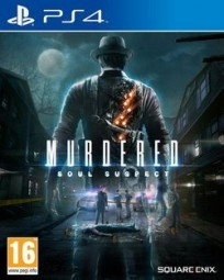 MURDERED: SOUL SUSPECT PS4 AT