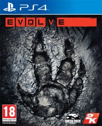 Evolve PS4 inkl.Monster Pack