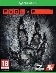 Evolve XBox One inkl.Monster Pack