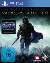 Mittelerde: Mordors Schatten PS4 D1 Edition