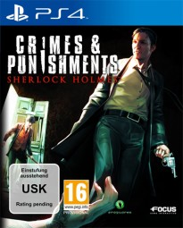 Sherlock Holmes: Crimes & Punishments PS4