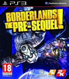 Borderlands: The Pre Sequel D1 Edition PS3