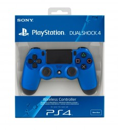 PlayStation 4 - DualShock 4 Wireless Controller blau