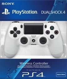 PlayStation 4 - DualShock 4 Wireless Controller weiß