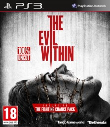 The Evil Within UNCUT D-1 AT PS3