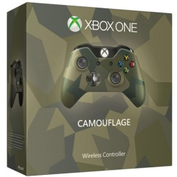 Xbox One Wireless Controller Camouflage-Design