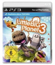 Little Big Planet 3 PS3