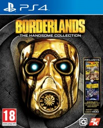 Borderlands: The Handsome Collection PS4 [AT Pegi]