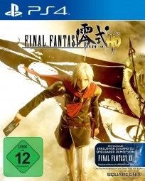 Final Fantasy Type-0 PS4 Steelbook Edition