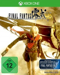 Final Fantasy Type-0 XBoxOne Steelbook Edition