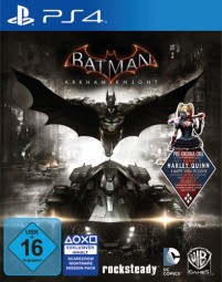 Batman: Arkham Knight PS4 D-1.inkl.DLC H.Quinn