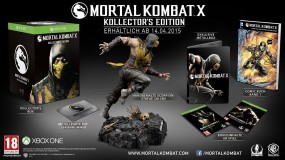 Mortal Kombat X XBoxOne Kollector's Edition