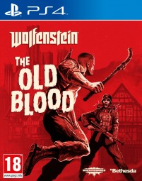 Wolfenstein: The Old Blood PS4 AT