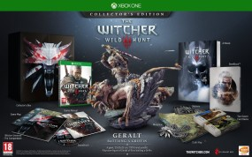 The Witcher 3: Wild Hunt Collectors Edition XBoxOne