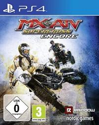 MX vs.ATV Supercross Encore