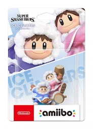 amiibo Figur Ice Climbers Super Smash Bros. Collection