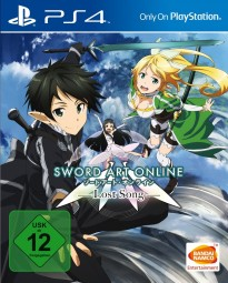 Sword Art Online - Lost Song PS4